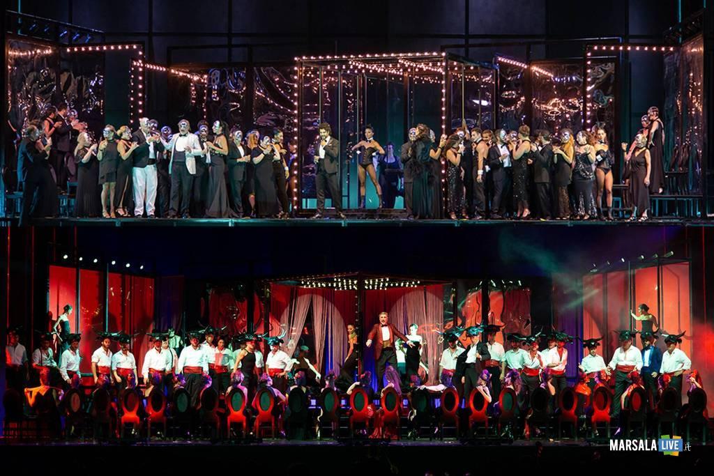 Traviata burlesque al Luglio Musicale Trapanese