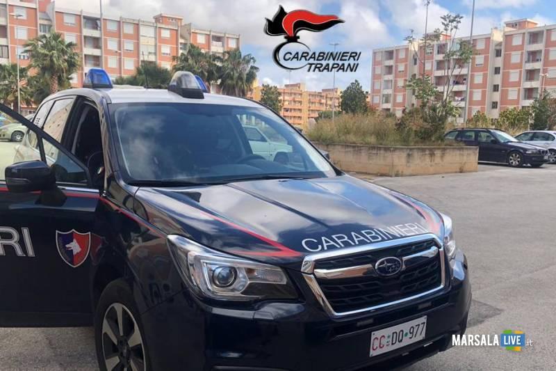 carabinieri, marsala