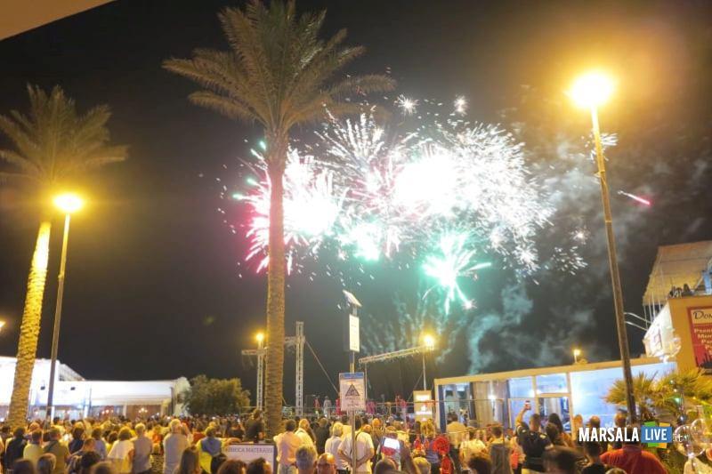 carnevale estivo tre fontane 18.08.2019_fuochi artificio