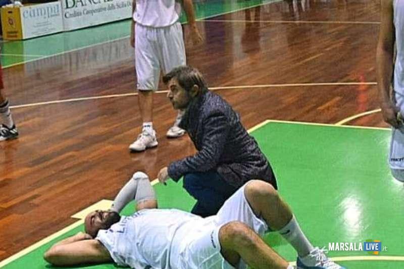 il fisioterapista D'Angelo