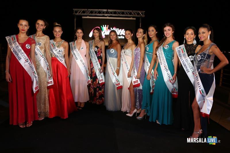 le 12 finaliste siciliane di miss reginetta d'italia