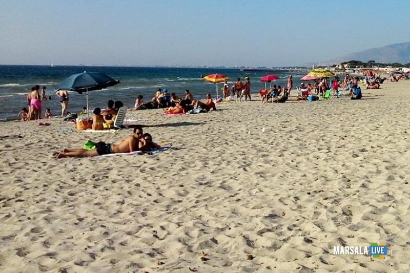 spiaggia, mare