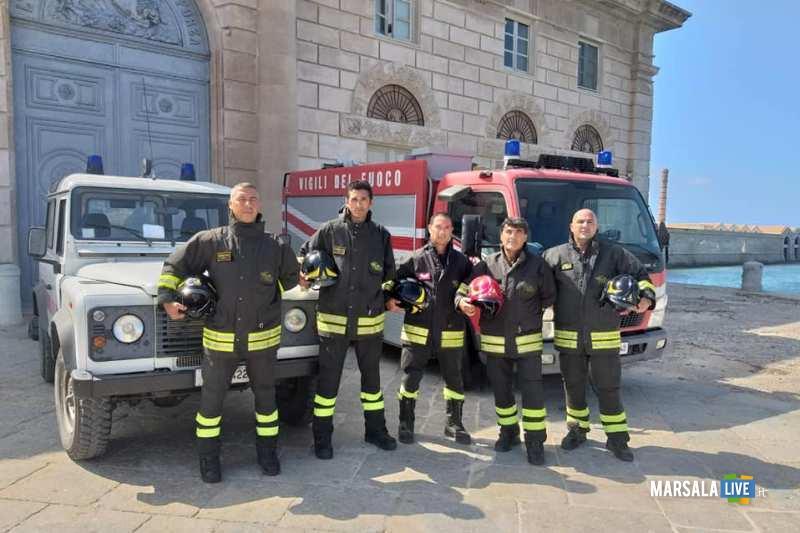 squadra vigili - Favignana