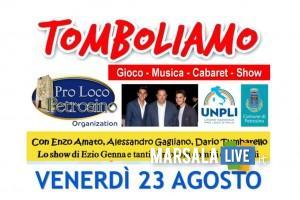 tomboliamo 2019 Biscione Petrosino pro loco ml home