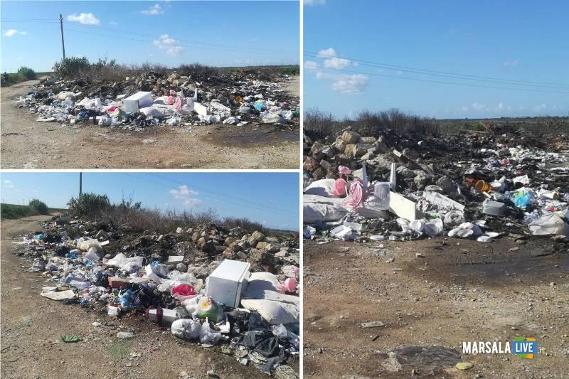 Contrasto abbandono rifiuti a Marsala