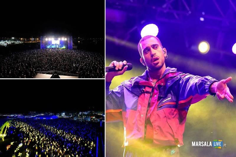 Cous Cous Fest, oltre 15mila in spiaggia per Mahmood
