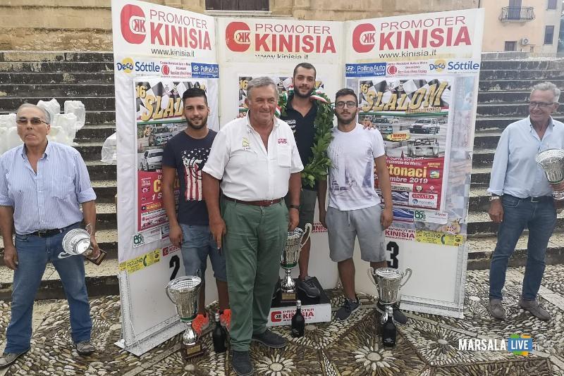 Emanuele Schillace Slalom Automobilistico Città internazionale dei Marmi-Custonaci