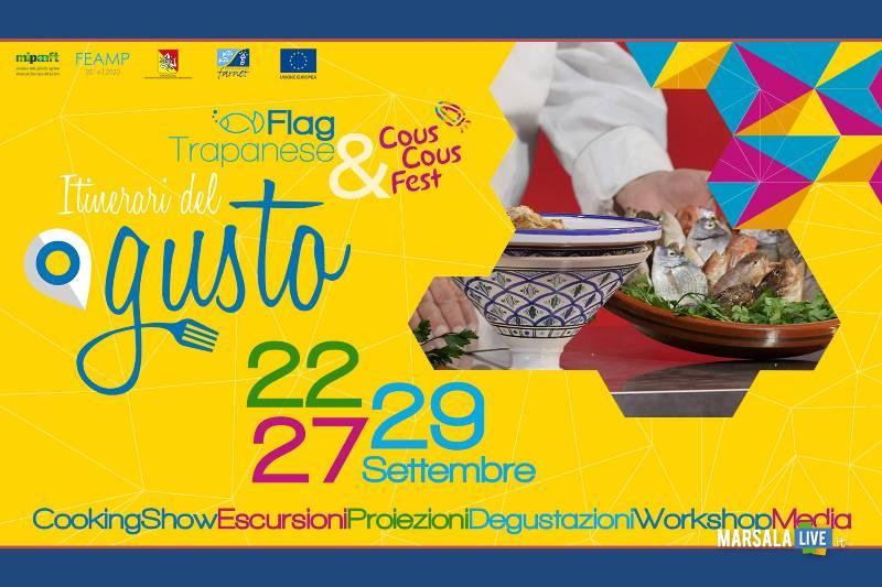 Flag Trapanese alla XXII edizione Cous Cous Fest