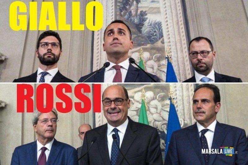 GOVERNO-GIALLOROSSO