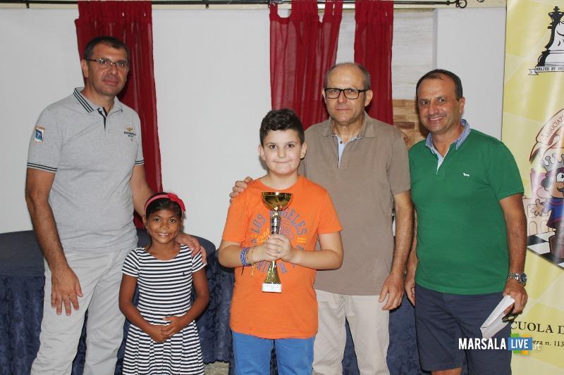 Gabriel Genovese vincitore del Matto del Barbiere