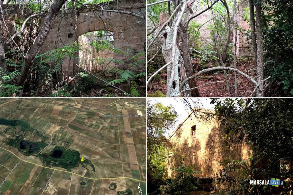 Gorghi Tondi, il villaggio abbandonato, perso nel tempo