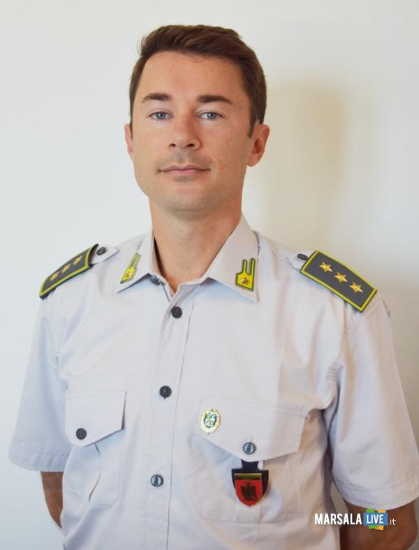 Guardia di Finanza, comandante gruppo Marsala, Capitano Francesco Dascanio (2)