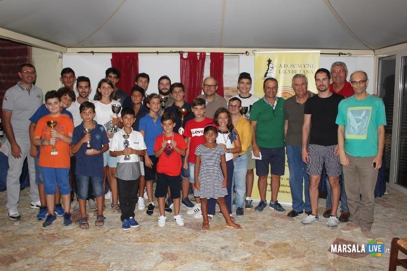 I partecipanti allo Scacco Matto