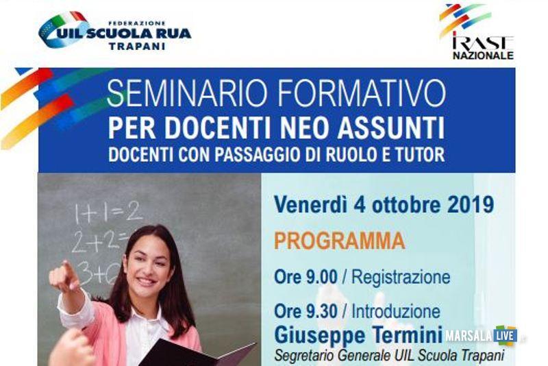 Locandina seminario, 4 ottobre 2019