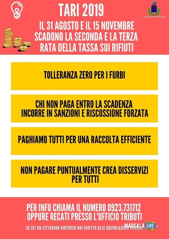 Manifesto Tari 2019
