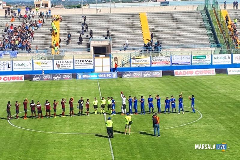 Marsala Calcio – Città di Acireale 1946 1-3