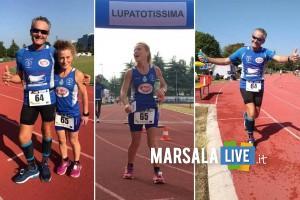 Matilde Rallo e Damiano Ardagna, Campionati Italiani 24 ore