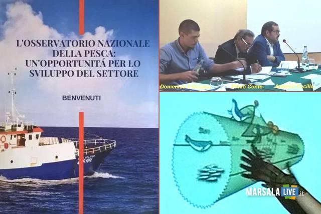 Osservatorio Nazionale della Pesca, convegno a Mazara
