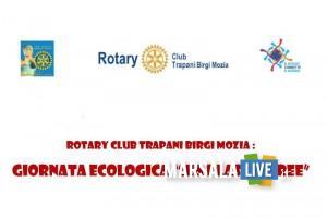 Rotary Club Trapani Birgi Mozia, Giornata ecologica Sea Plastic Free