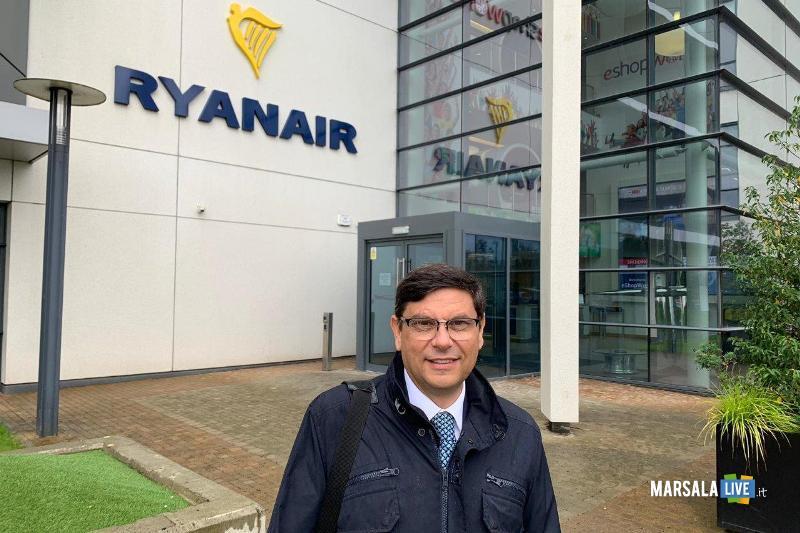 Ryanair, aeroporto Trapani-Birgi, salvatore Ombra (3)