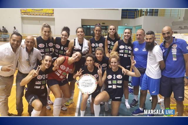 Sigel Marsala Volley, Coppa Nigithor