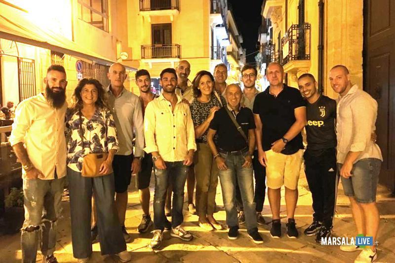 Sigel Marsala Volley, staff tecnico e sanitario