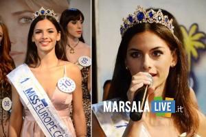 Sofia Fici, Miss Europe Continental Sicilia 2019