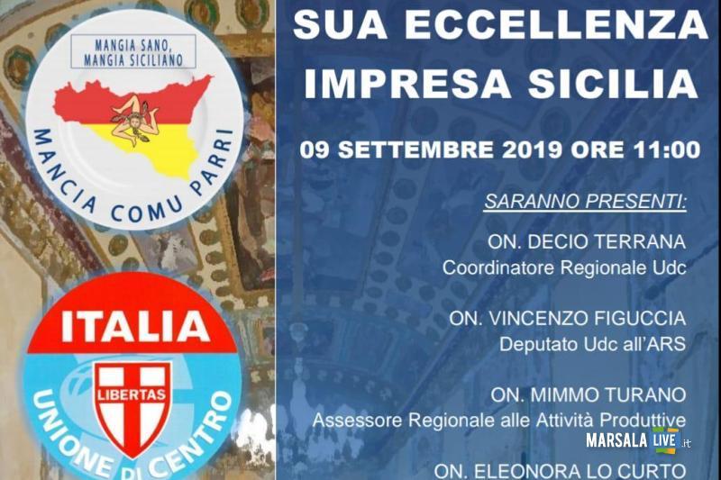 Udc premia 11 aziende agricole siciliane