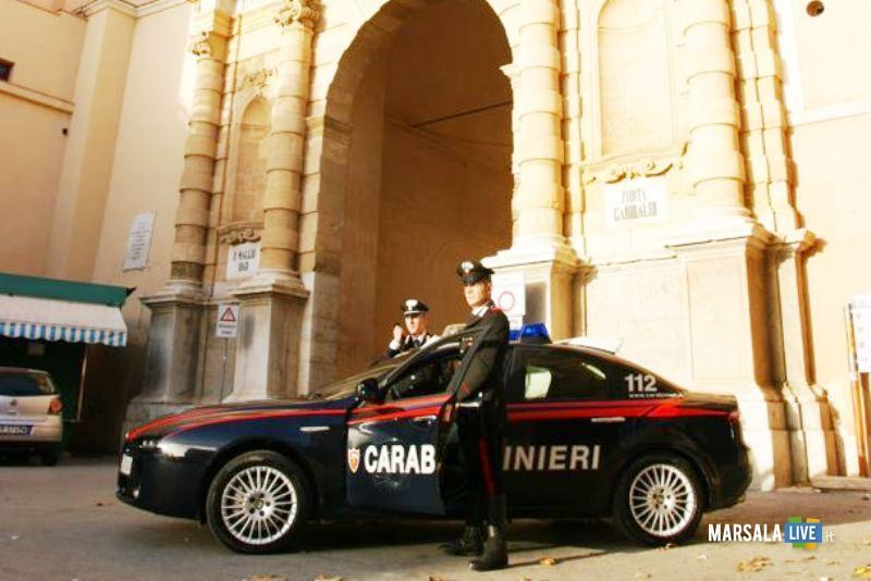 carabinieri marsala