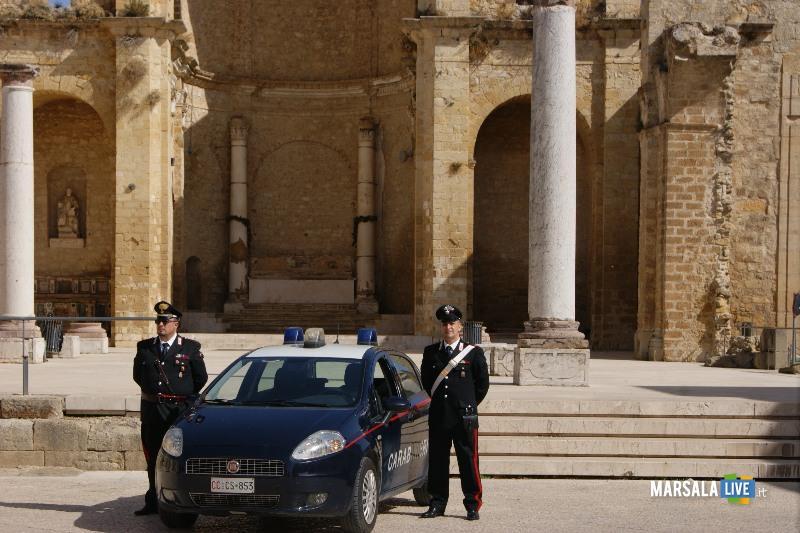 carabinieri di Salemi