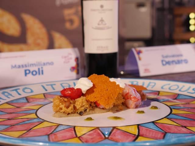 il piatto vincitore