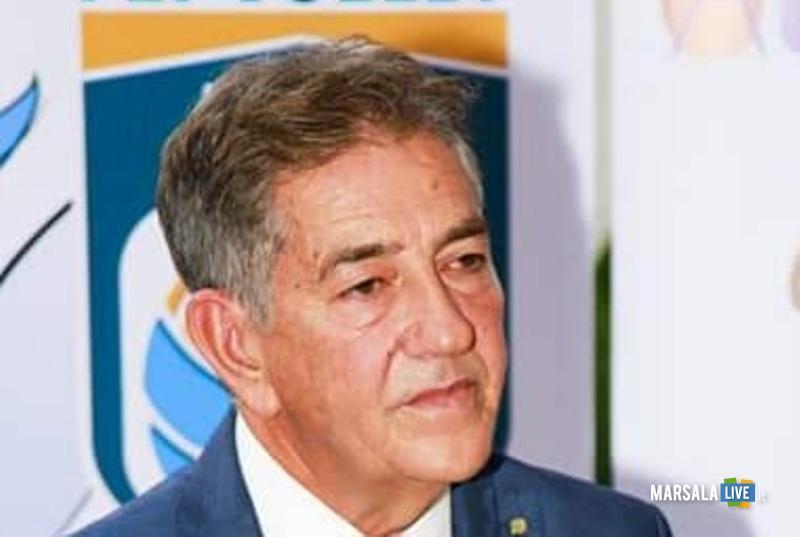 il presidente Roberto Marino