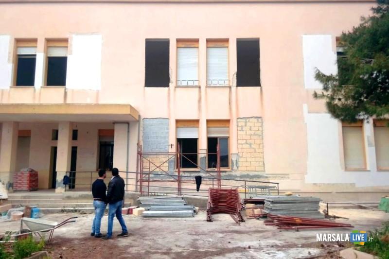 marsala-lavori-scuola-michele-rifugio