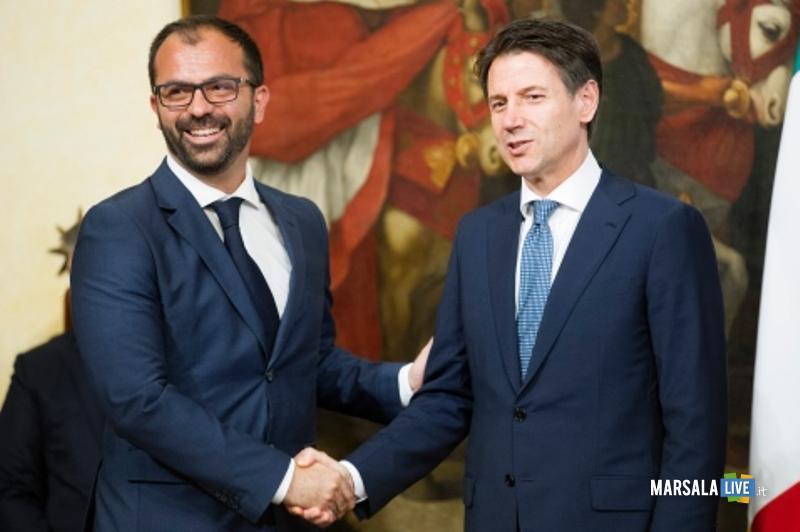 ministro Fioramonti lorenzo e presidente Conte