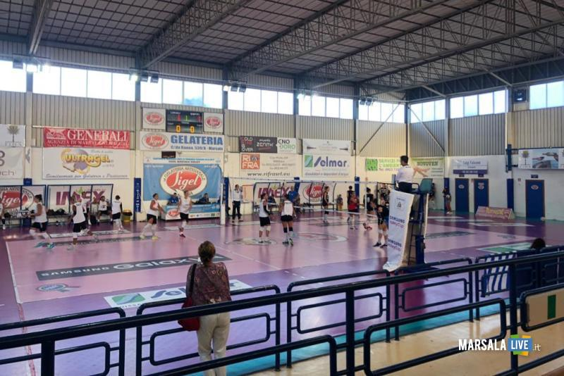 sigel marsala volley 2019 2020