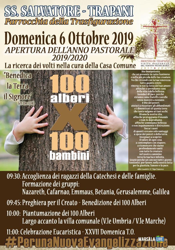 100 alberi Fontanelle