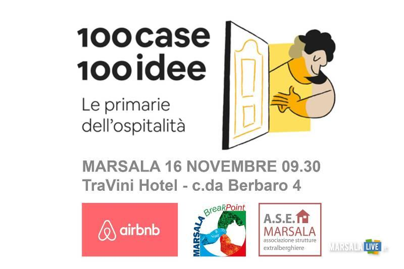 100case100idee,community Airbnb a Marsala