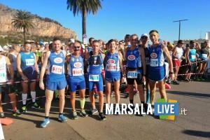 - Atl. - Atleti Pol. Marsala Doc ai Campionati italiani di Mezzamaratona a Palermo
