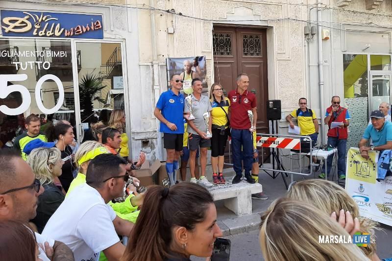 - Atl. - Enzo Lombardo sul podio a Mazara