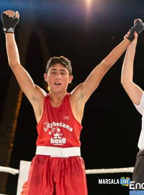 Campionati Regionali, Lilybetana Box, Rallo Giuseppe Davide (2)