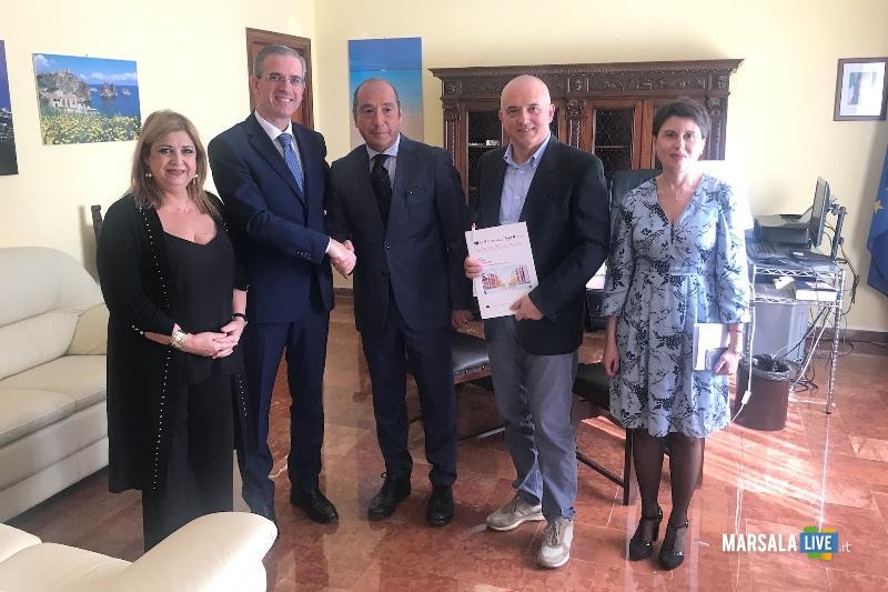 Eleonora Lo Curto, Marco Falcone, Fabrizio Pandolfo, Piero Savona, Nunziata Gabriele