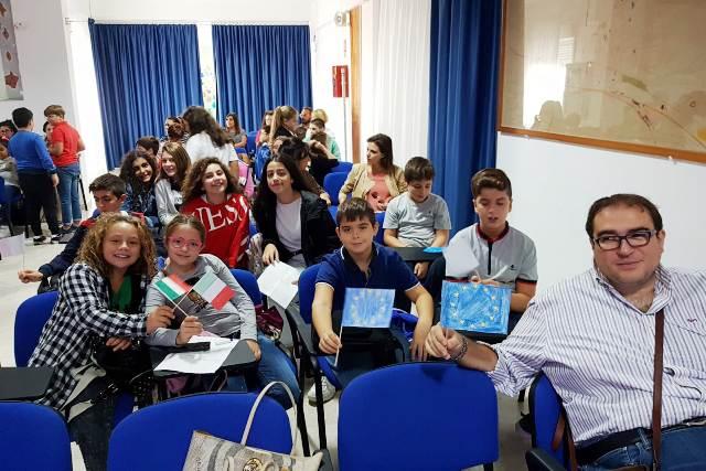 Erasmusdays, 9 studenti Istituto Nosengo di Petrosino (1)
