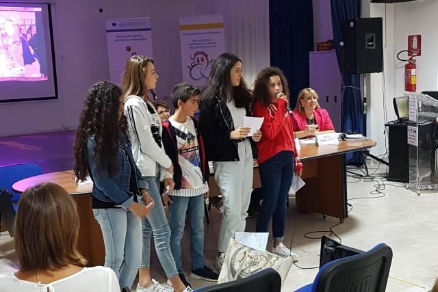 Erasmusdays, 9 studenti Istituto Nosengo di Petrosino (4)