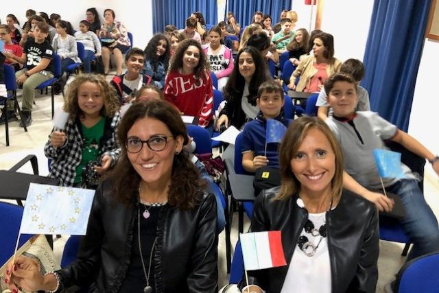 Erasmusdays, 9 studenti Istituto Nosengo di Petrosino (9)