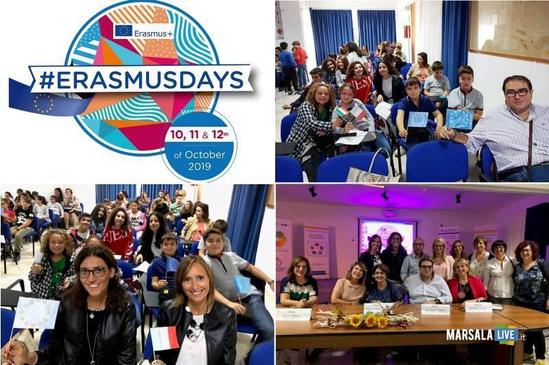Erasmusdays, 9 studenti Istituto Nosengo di Petrosino