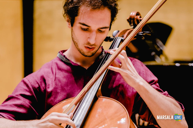 Festival Scontrino 2019, violoncellista Gabriele Maria Ferrante