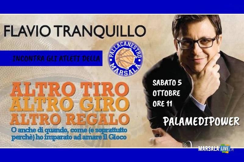 Flavio Tranquillo al PalaMedipower