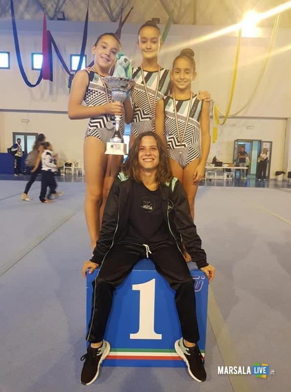 Ginnastica Artistica Marsala Gym Lab è Oro (2)