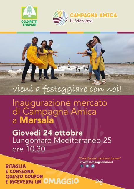 I Burgisi di Marsala alla manifestazione Mercato campagna amica (1)
