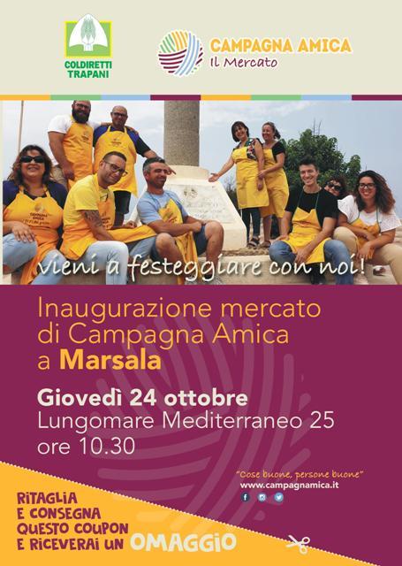 I Burgisi di Marsala alla manifestazione Mercato campagna amica (2)